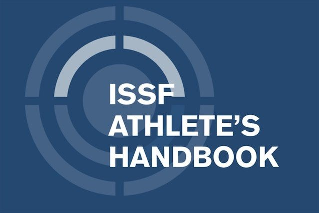 Kevin Kilty contributes to the ISSF Athlete's Handbook