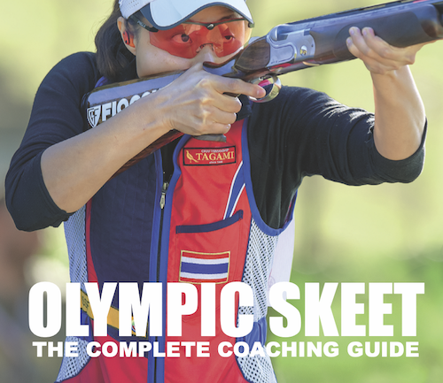 Updating the Skeet Coaching book and reopening the shop